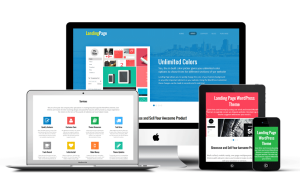 landing-page-wordpress-theme-responsive-devices