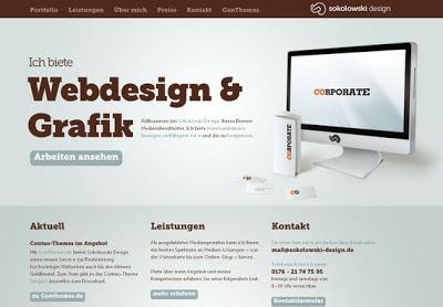 diseño web tipografia